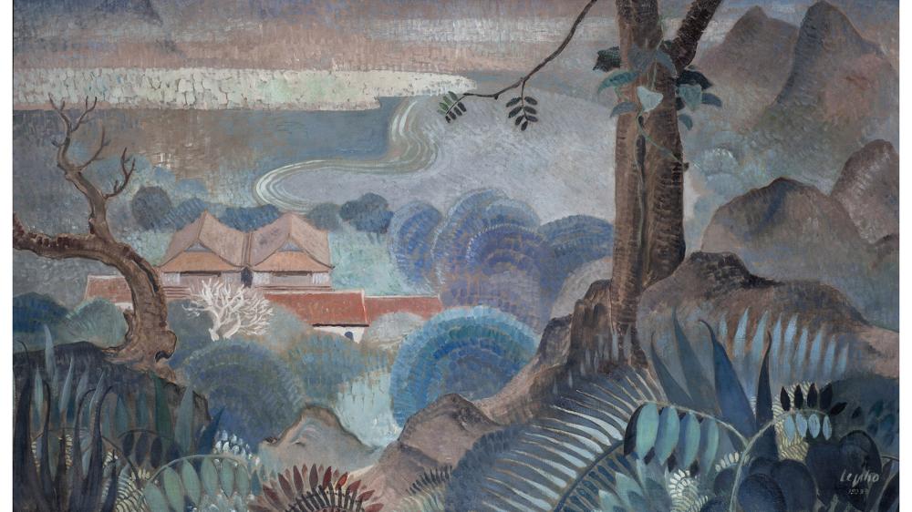 Le Pho - Paysage du Tonkin - 1937