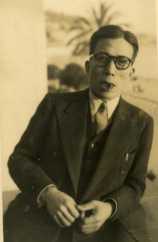 Mai Thu, vers 1945