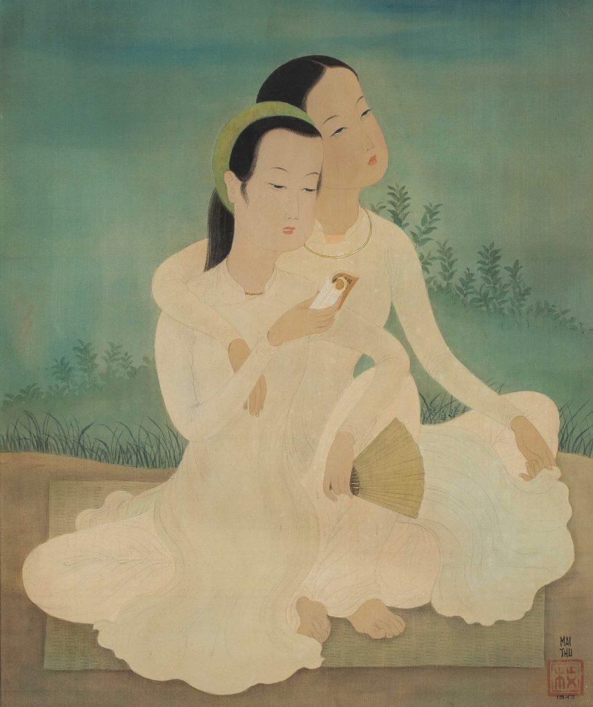 Mai Thu - Deux Femmes