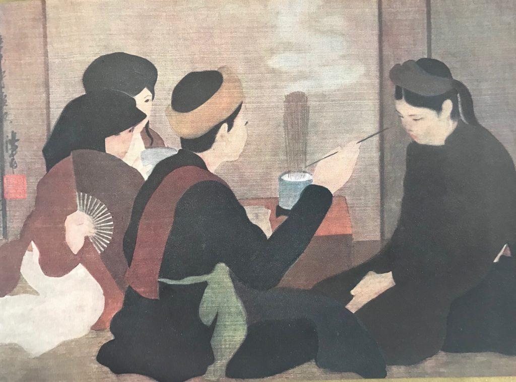 Nguyen Phan Chan- La sorcière