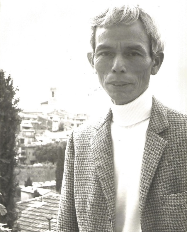 Vu Cao Dam, Vence, circa 1960