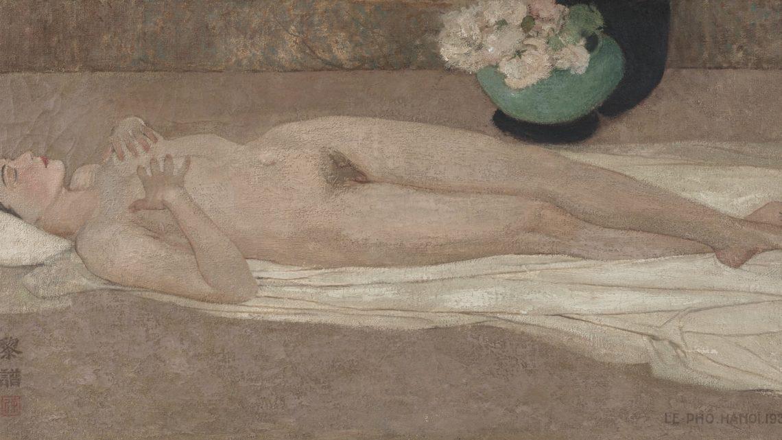 Le Pho – Nude. 1931