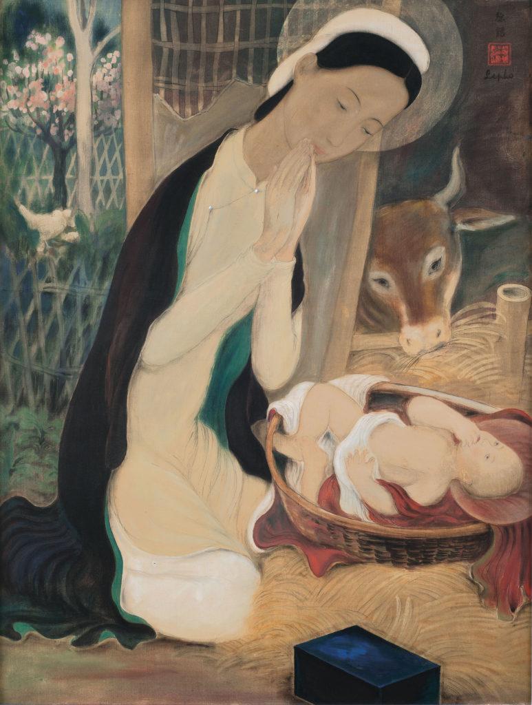 Le Pho - Nativity