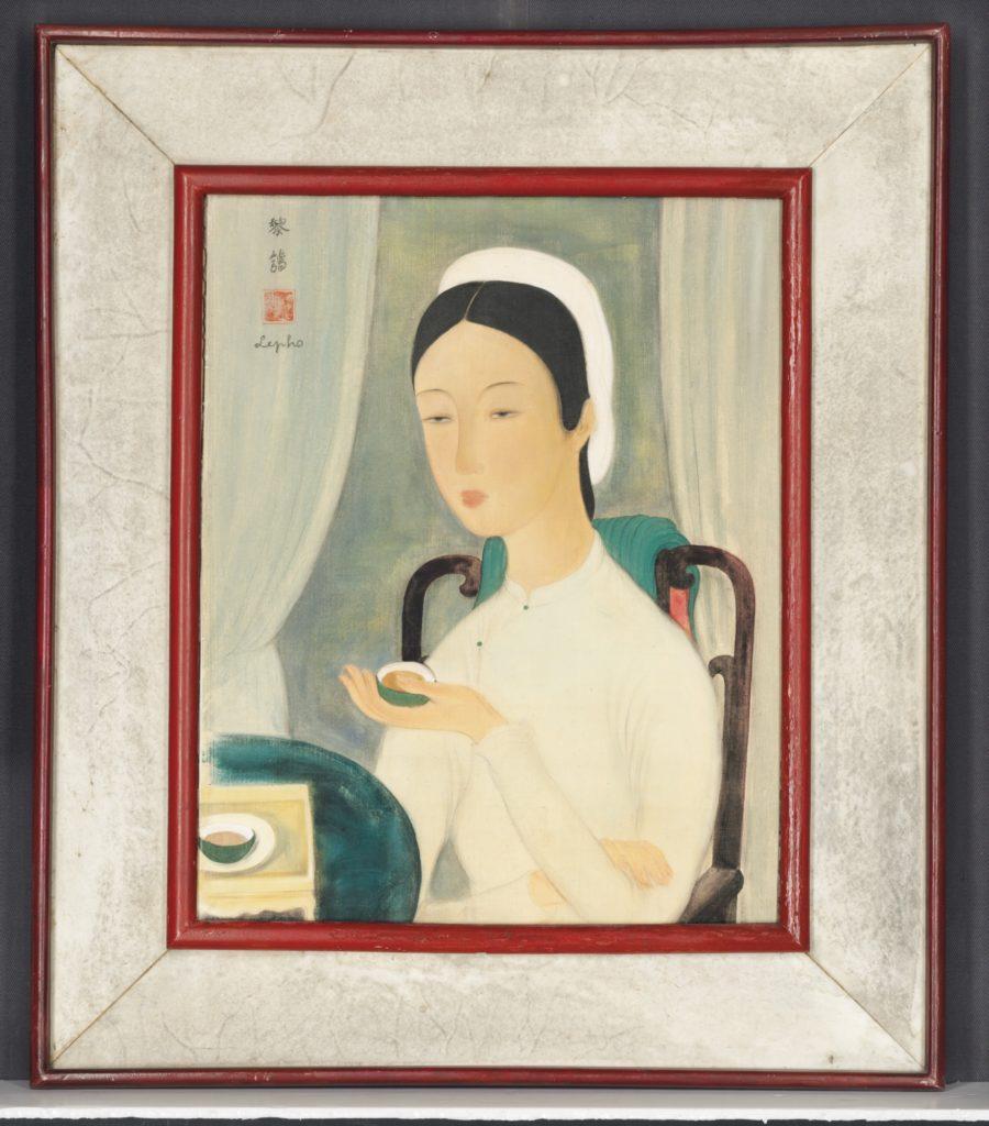 A cup of tea - Le Pho