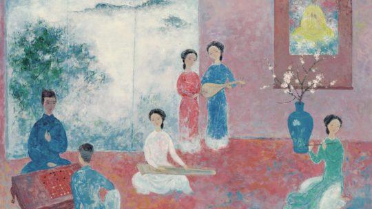 Vu Cao Dam – Composition