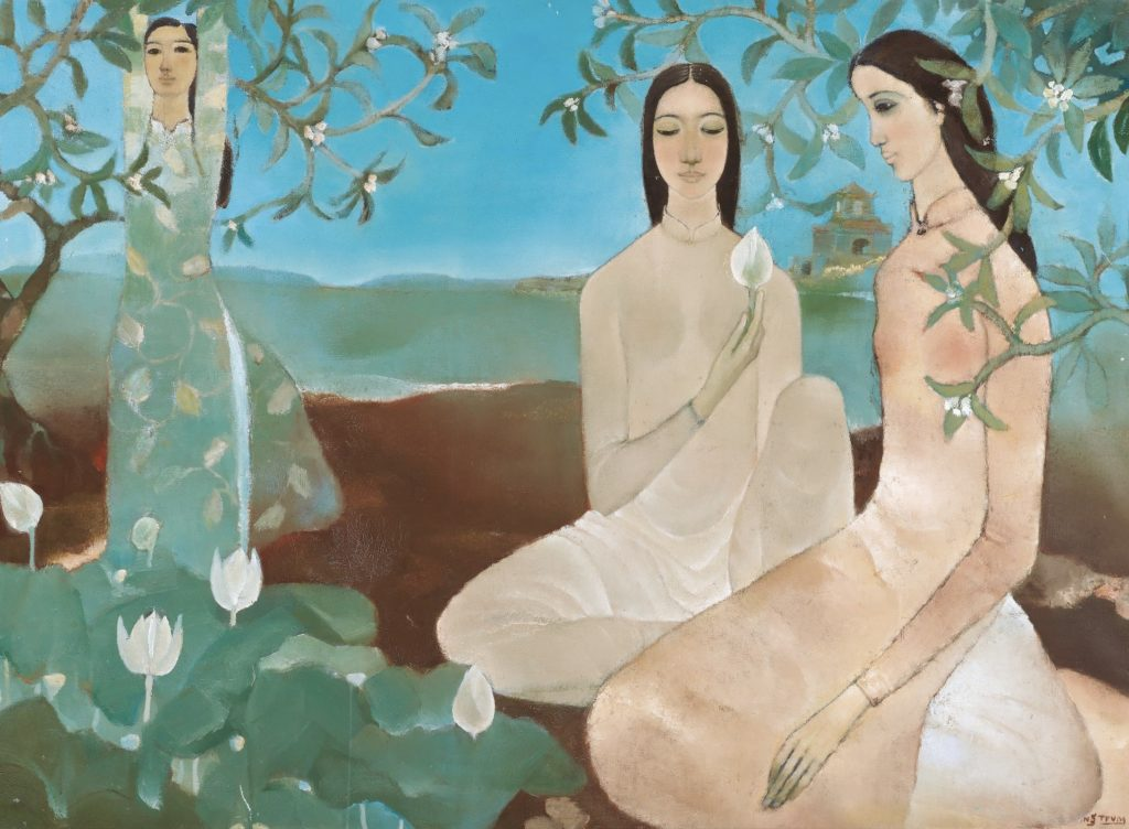 Nguyen Trung - Hue Ladies