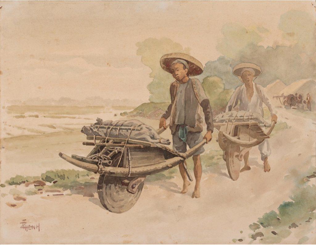 The Pork Seller