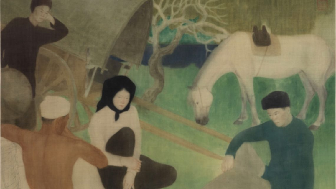 """""""Le Repos"""", 1936 – Luong Xuan Nhi or the ambiguous messenger"""