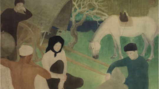 """Le Repos"", 1936 – Luong Xuan Nhi or the ambiguous messenger"