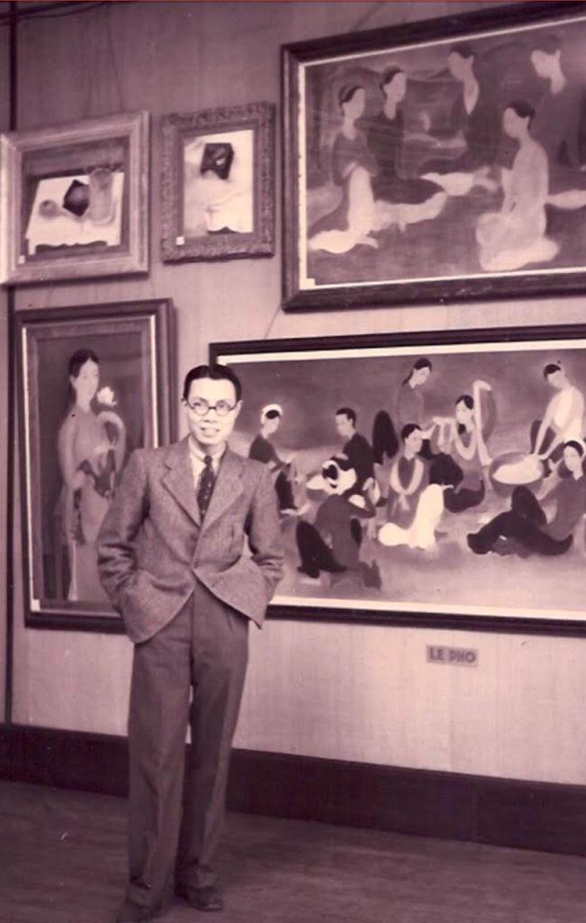 Le Pho, en 1938