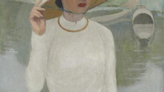 La Jeune Femme de Hué, 1937: Mai Thu or the sublime renunciation