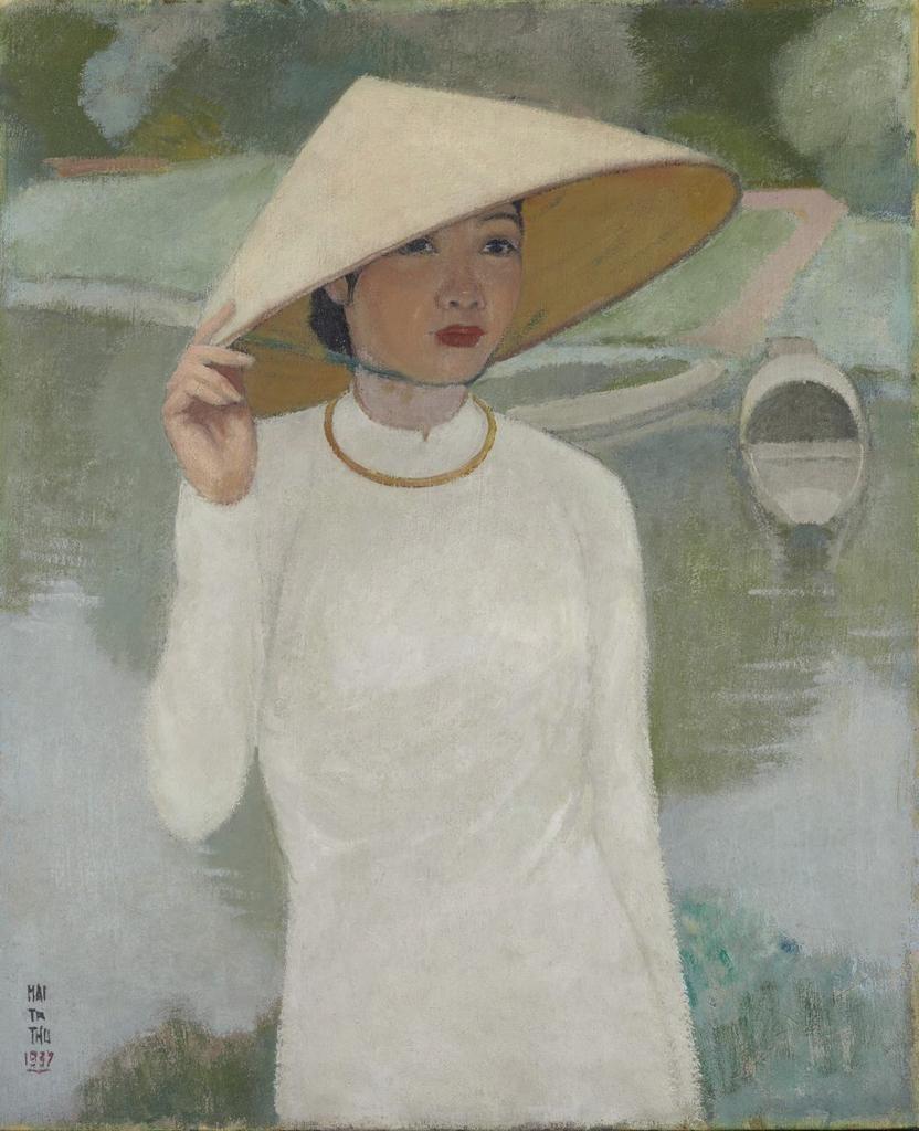 Mai Thu - La Jeune Femme de Hué