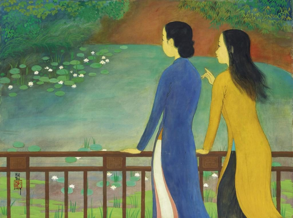 Mai Thu - Conversation