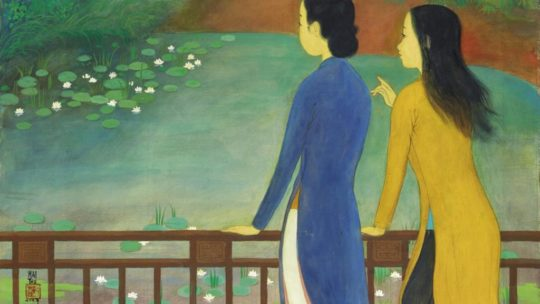 Mai Thu, 1977: Conversation or the fundamental charm of distance
