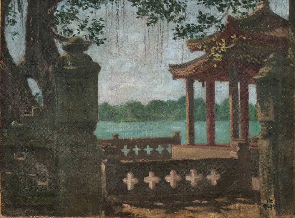 Tran Quang Tran - Tay Ho