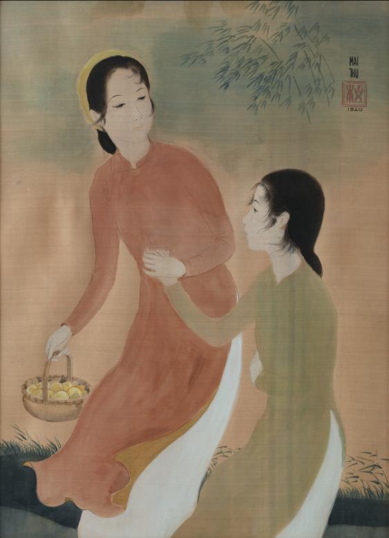 Mai Thu - Spring Wind