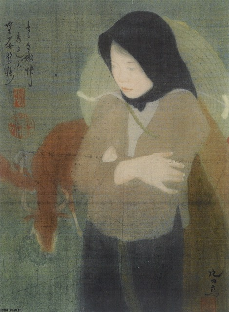 Luong Xuan Nhi «The Little Cowherd » 1937 Or What Is The Use Of Holding The Sun?