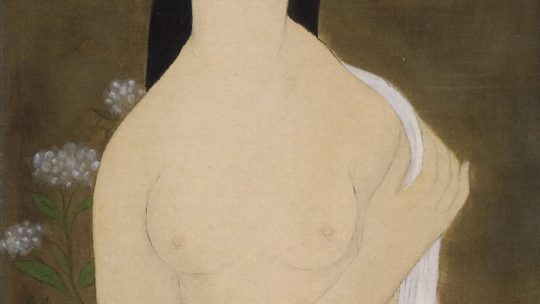 « Nu Debout » (Standing Nude), c 1937 or the joyfull farewell to the past