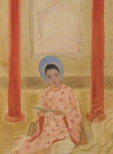La quête de l'authentification dans la peinture vietnamienne : l'exemple de «La Dame de Hue» de Le Van De