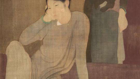 To Ngoc Van « Les désabusées » 1932