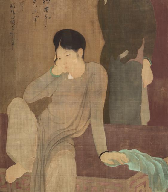 To Ngoc Van « Les désabusées ». 1932