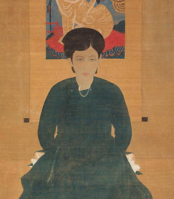 Le Pho, « Femme Assise » ou l'adieu à la tentation chinoise