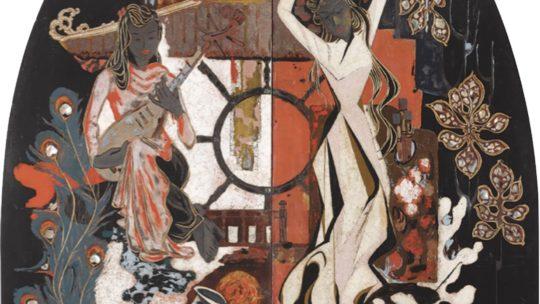 Tran Dzu Dhong – Scène de Truyen Kieu