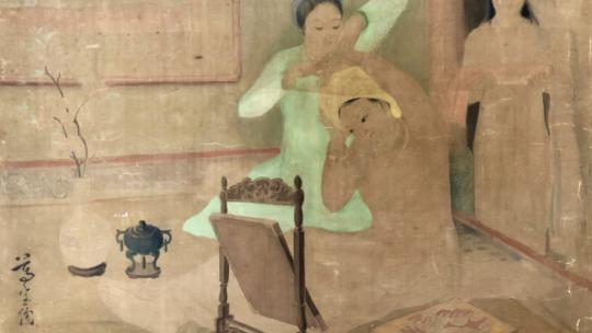Ton That Dao – La Coiffure