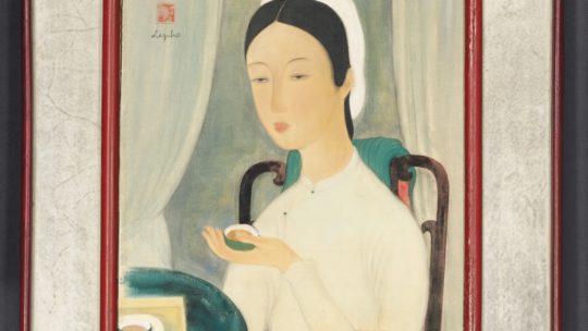 « Une Tasse de Thé » par Le Pho
