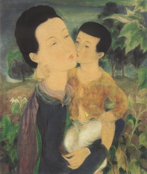 Le Pho « Maternité », 1940 : du sacré européen au pluriversel laïque.